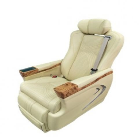 SeatUNI 液晶觸控電動豪華椅