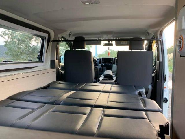 Cartel改裝露營車及座椅
