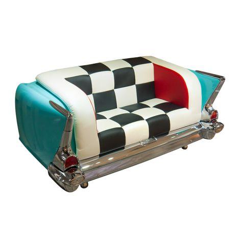 古董車座椅