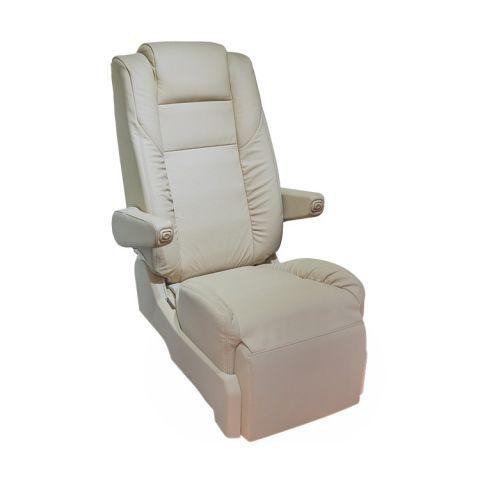 單段式抬腿商務座椅