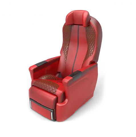 COBRA電動抬腿豪華座椅