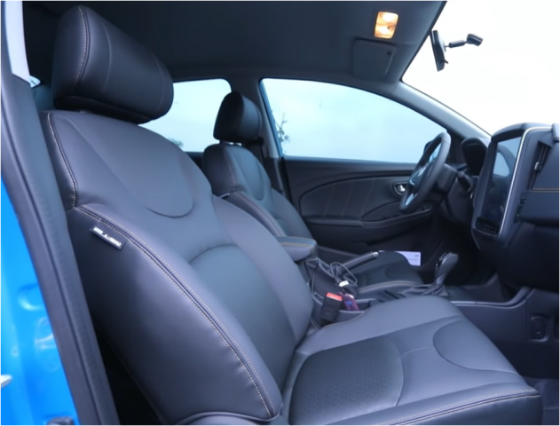 智慧自動駕駛車座椅